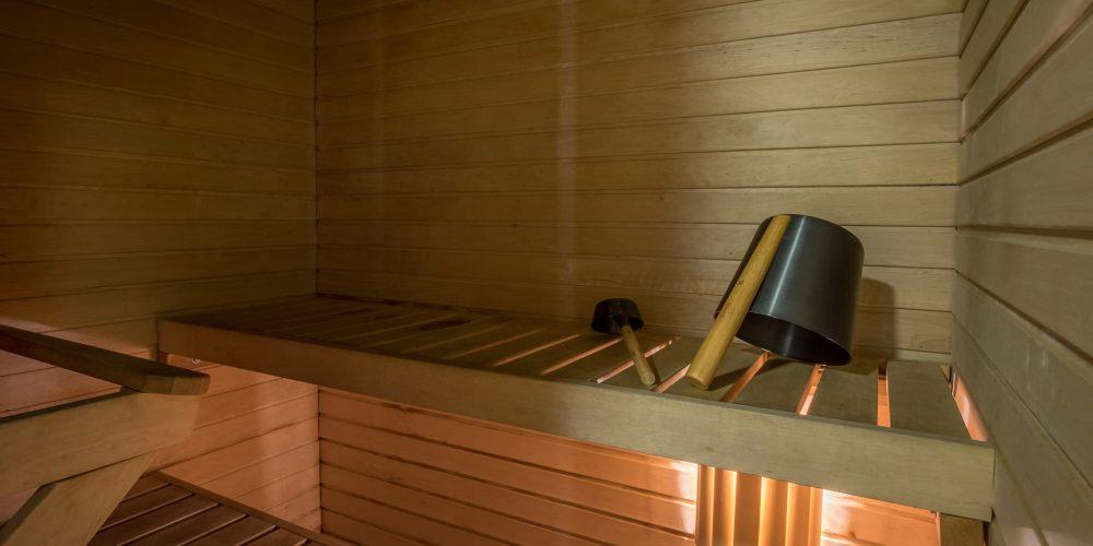 Huoneisto - Oma sauna 4
